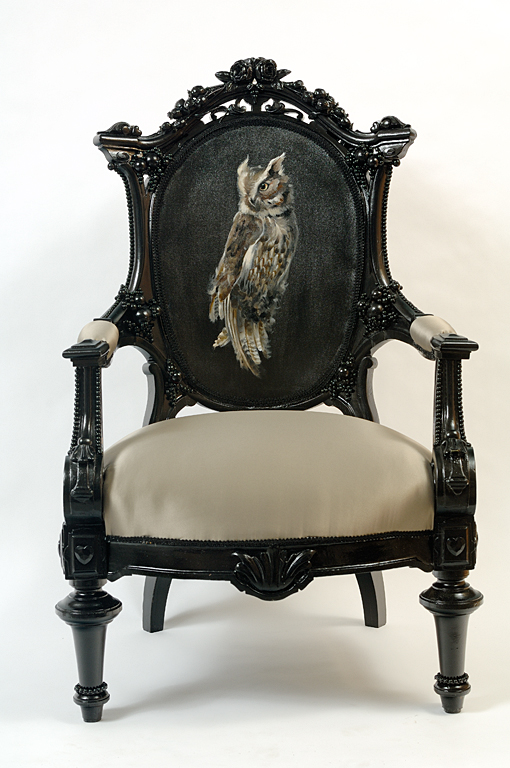 Melissa Del Pinto-Owl Chair2